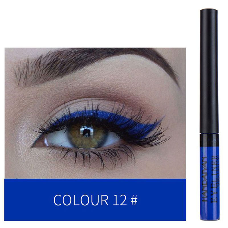 12-Colors-Choice-Lasting-Glitter-Eyeliner-Waterproof-Liquid-Eyeliner-Smoothly-Do thumbnail 25