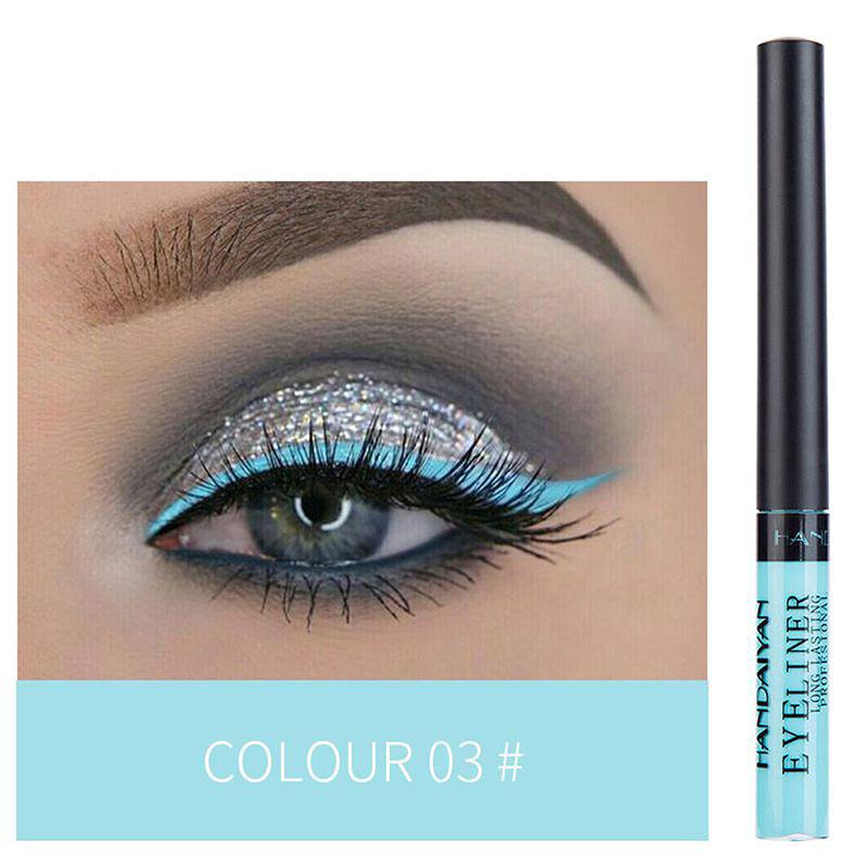 12-Colors-Choice-Lasting-Glitter-Eyeliner-Waterproof-Liquid-Eyeliner-Smoothly-Do thumbnail 16